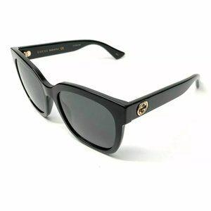 Gucci Women's Black Authentic Sunglasses!